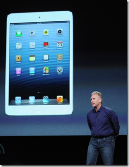 iPad Mini Launch