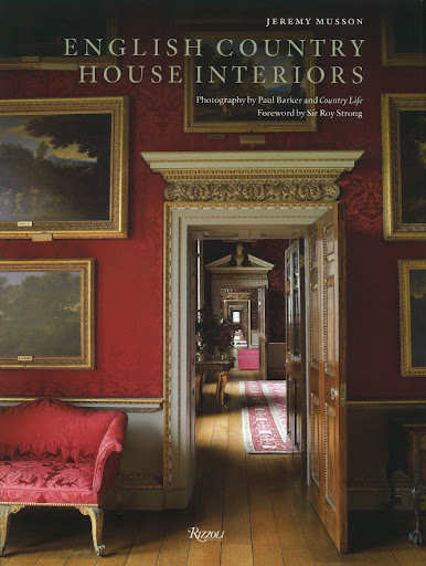 English Country House Interiors, by historian Jeremy Musson.