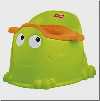 froggy toilet