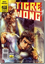 P00009 - Tigre Wong #9