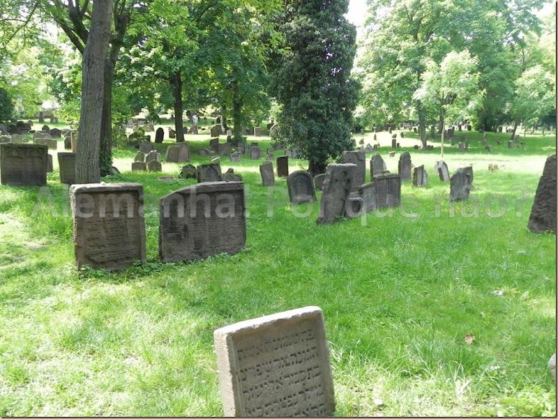 Alter Judenfriedhof Worms
