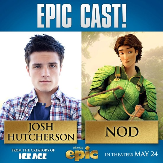 Josh Hutcherson for Epic May 24