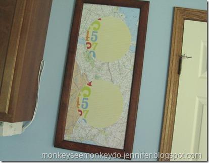 Glass Dry Erase Board