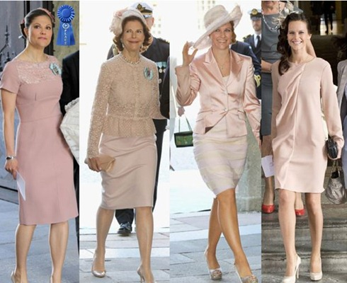 Best Dress in Pink - Crown Princess Victoria