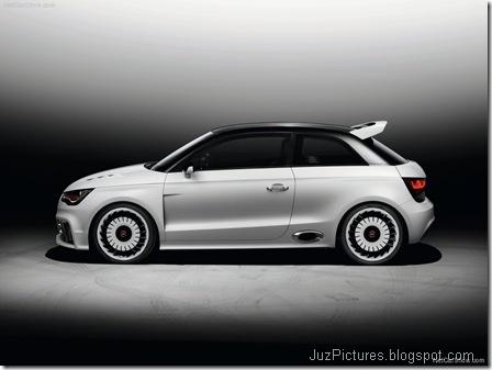 Audi A1 clubsport quattro Concept5