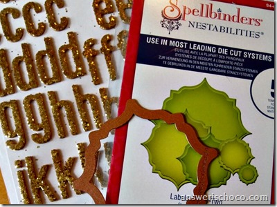 Spellbinders and Thickers