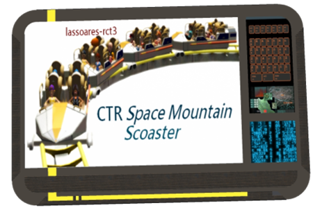 CTR Space Mountain (Scoaster) lassoares-rct3