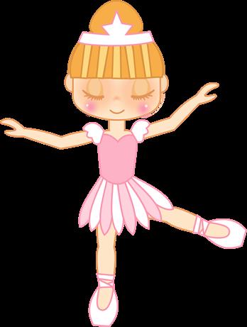clipar imagem decoupage figura bailarina (4)