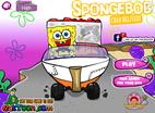 Jogos do Bob Esponja - Crab Delivery