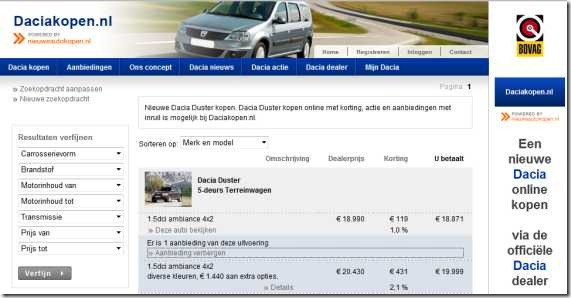Dacia Store online 03