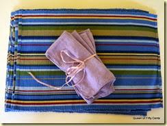placemats   napkins