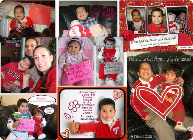 Ideas regalos detalles fotos cartas tarjetas dia del amor y la amistad familia