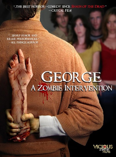 George A Zombie Intervention (2011) Poster