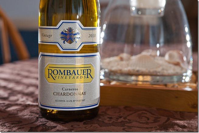 2010 Rombauer Vineyards Carneros Chardonnay-1