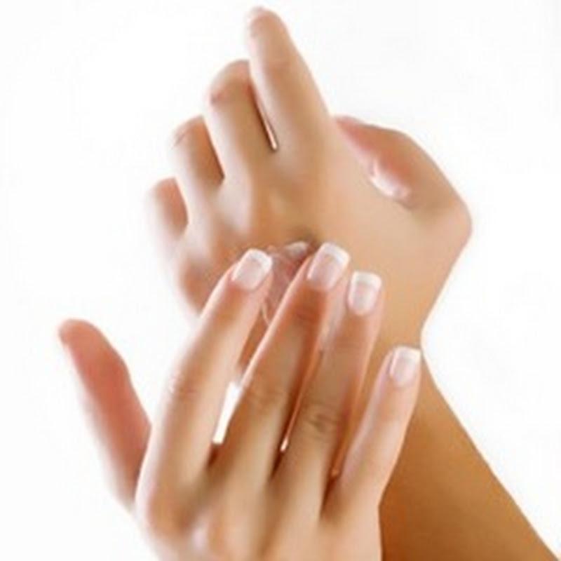 Simple sfaturi de ingrijire a mainilor