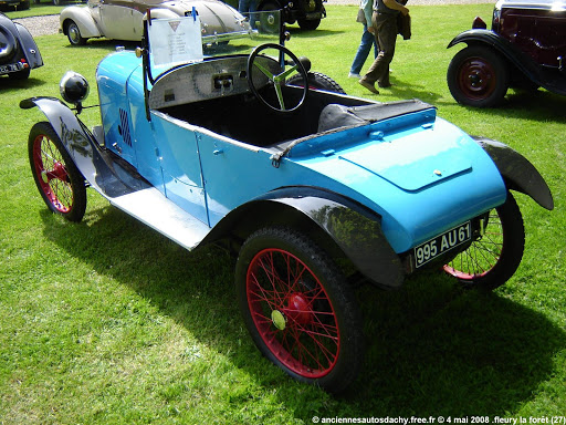 amilcar cc 1924