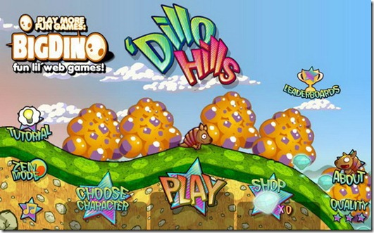 DilloHills free web game (2)