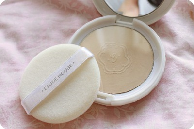 Etude House Sun BB Pact Puff