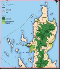 4 barangays map