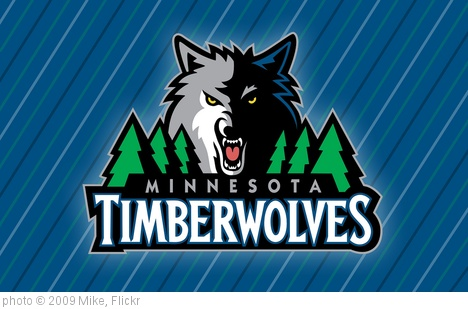 'Minnesota Timberwolves' photo (c) 2009, Mike - license: http://creativecommons.org/licenses/by-sa/2.0/