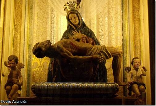 Virgen de las Angustias - Catedral de Jaén