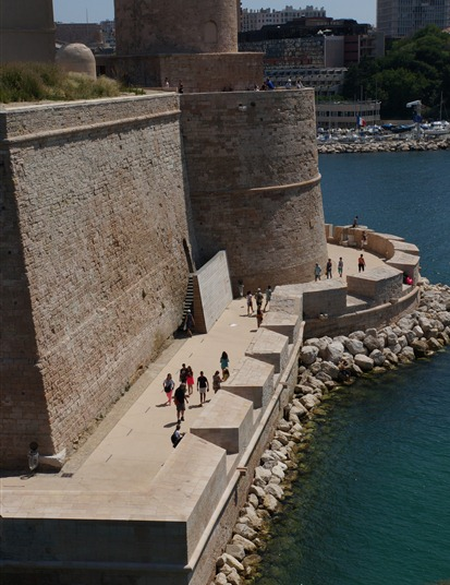 Marseille Fort Saint Jean