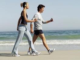 como perder barriga com caminhada