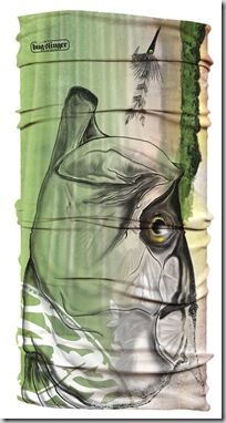 Backcountry King Bug Slinger UV Buff