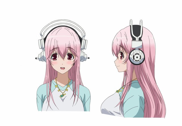 Super Sonico anime 02