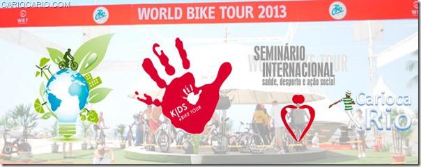 WORLD BIKE TOUR RIO DE JANEIRO