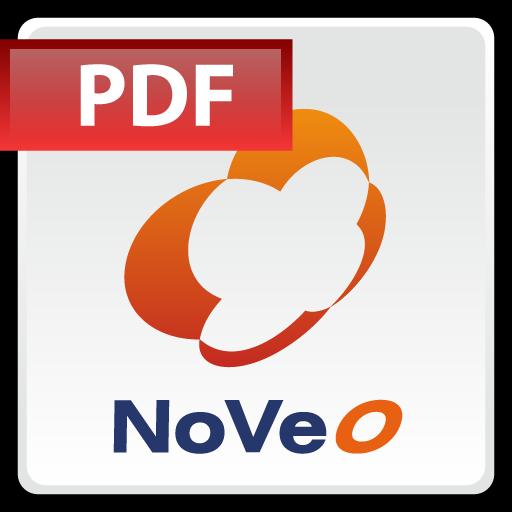 NoveO PDFlibA Viewer LOGO-APP點子