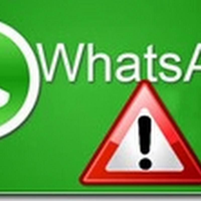 Consejos para evitar el fraude de WhatsApp