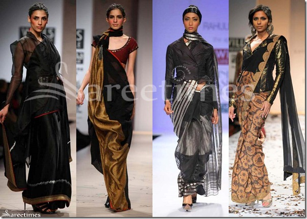 Black_Designer_Sarees