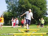 2006. Sportdag Met medewerking van De atletiekclub Ommen wordt het altijd weer een sportief succes (3)