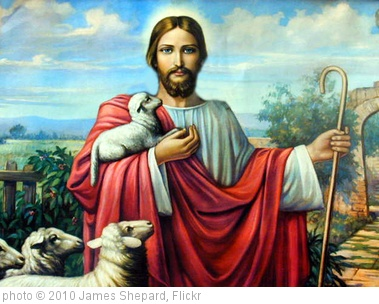 'jesus_11' photo (c) 2010, James Shepard - license: http://creativecommons.org/licenses/by/2.0/