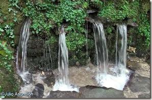 Fuente de San Juan Xar - Igantzi - Cinco Villas