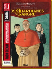 GUARDIANES 01 COVER.QXD