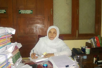 Madam Azra - Principal Beacon Light Academy