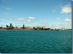 5009 Michigan - Sault Sainte Marie, MI -  St Marys River - Soo Locks Boat Tours - Algoma Steel Company, Sault Sainte Marie Canada