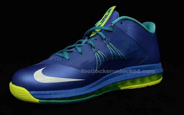 Release Reminder Nike Air Max LeBron X Low 8220Sprite X Hornets8221