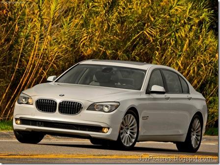BMW 750Li 7