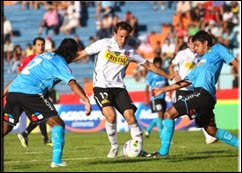 O'Higgins vs Colo Colo