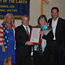 Our Lady of the Lakes Event, honoring Tracy Griffin, Blaise Flamio and Joe Manganelli