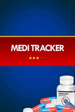 Track your Medicines