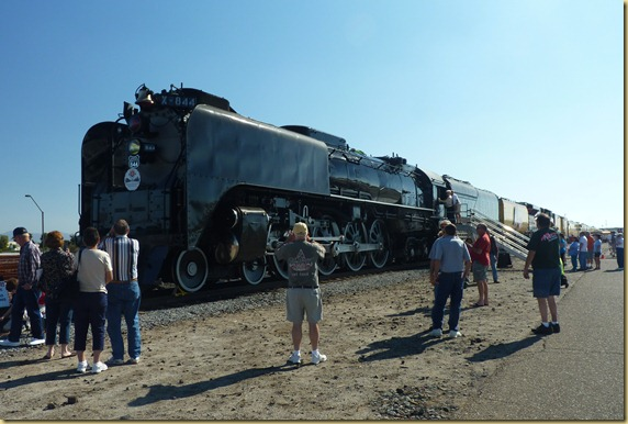 2011-11-16 - AZ, Yuma - Union Pacific #844 Centennial Run (4)