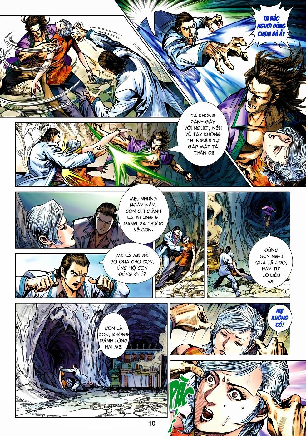 Tân Tác Long Hổ Môn chap 470 - Trang 10