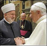 muçulmanos e católicos