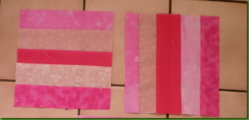 2012 pink strings