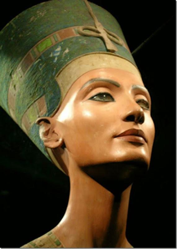 El Busto de Nefertiti