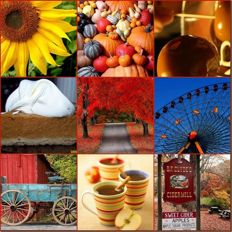 Autumn Mosaic 2